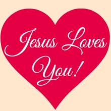 JesusLovesYou!
